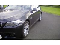bmw 5 series 2010 on passenger headlight