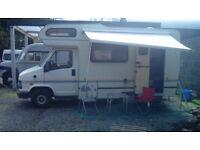 Talbot camper \ motorhome