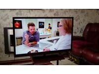 """Sony 46"""" Bravia including web browser and Freeview HD. TV - KDL46EX-524 with black surround"""