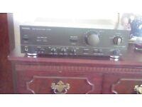 Technics amplifier stereo intergrated amplifier su-v460