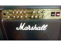 Marshall 6101 30th anniversary 100 watt combo