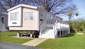 Static caravan/mobile home sited on 5 star country estate in Herefordshire