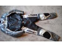 Ladies bike leathers, Fieldsheer size 12/14