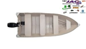 2016 legend boats 14 WideBody Bench **23.35$*/semaine