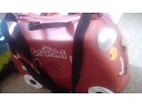 Trunki gruffalo suitcase hand luggage kids