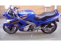 1990 Kawasaki ZZR 600 - Immaculate Condition - Bargain Reduced To £895.