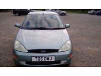 Ford Focus Zetec 1.8 5 door hatchback 1 owner since 17/3/2000 in lovely condition