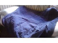 IKEA LYCKSELE two seater sofa bed cover