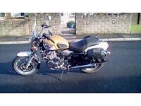 Triumph adventurer for sale very low milage Ex Con £3900 ovno