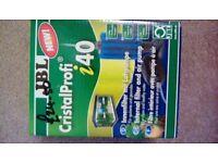 JBL CristalProfi i40 Internal Filter and Air Pump . New in sealed box