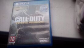 Selling call of duty infinite warfare not broken