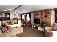 Luxury Caravan on Talacre Beach 5* park in North Wales