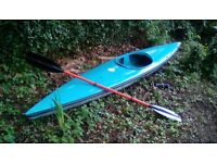 Kayak canoe adult ful size
