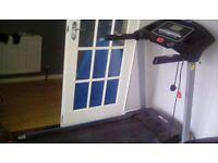Motorized treadmill por fitness