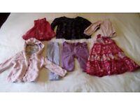Girls Suummer Bundle 12-18 Months
