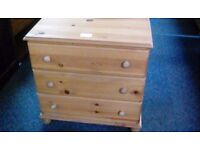 Chest of drawers #25951 £39