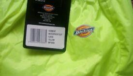 3 pairs waterproof legings. ( dickies) new