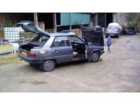 1984 renault tse project LOOKING FOR SWAPS!!!!