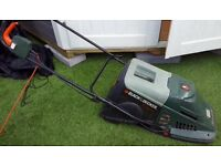 Lawn mower, black and decker