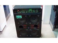 Trace Elliot GP12 300 watt bass amp