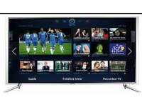 Samsung led smart 3d tv