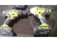 Guild drill set