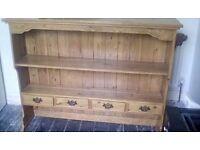 Lovley kitchen dresser / kitchen shelves