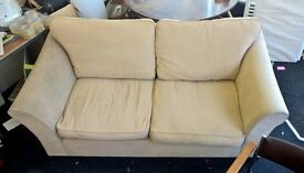 Large Cream Couch