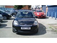 Ford Fiesta Ghia 1.4.12 Month Mot.Alloy Wheels.5 Door Hatchback..Leather Seats.Attractive Car