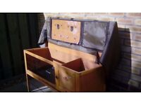 Rabbit hutch. Easipet four foot with waterproof cover. As new.