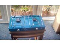 2 burner table top cooker