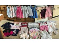 Huge bundle of 12-18 month old baby clothes - lots from Next, ted baker, mothercare,