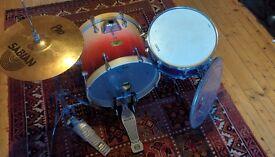 Mapex Pro drumkit - hardly used - Bruntsfield area