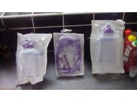 Neocate flocare containers 500ml 1000ml and infinity pack set W\O DC Y-PORT