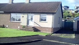 Bungalow available for short term rent in Castlerock close to beach and train station