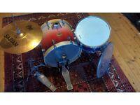 Mapex Pro drumkit - hardly used - Bruntsfield