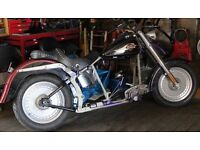 harley davidson fatboy rolling chassis