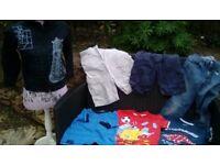 Boys 6-7yrs clothes bundle