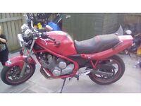 Yamaha xj600n roadster