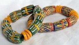 African Beads: Handmade wrists and hips jewellery from Ghana