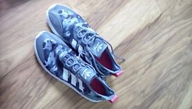 Adidas trainers size 7 brand new