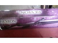 Revlon ceramic hair tongs model 9921U