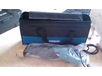 ERBAUER 1100 WATT RECIPROCATING SAW - BRAND NEW IN CARRY BAG