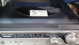 Turntable with inbuilt radio #27735 £25