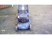 Challenge extreme lawnmower