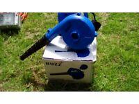 Buzz mini but powerful garden leaf blower