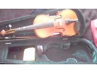 beginners violin