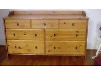 Ikea wooden unit