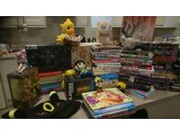 Great chance to grab a job lot of miscellaneous anime/japanese items!