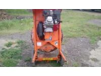 Belle cement mixer honda engine